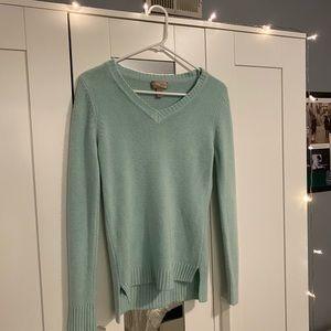 Super Soft Mint Green Sweater